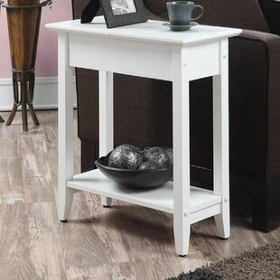 White End Side Tables You Ll Love Wayfair