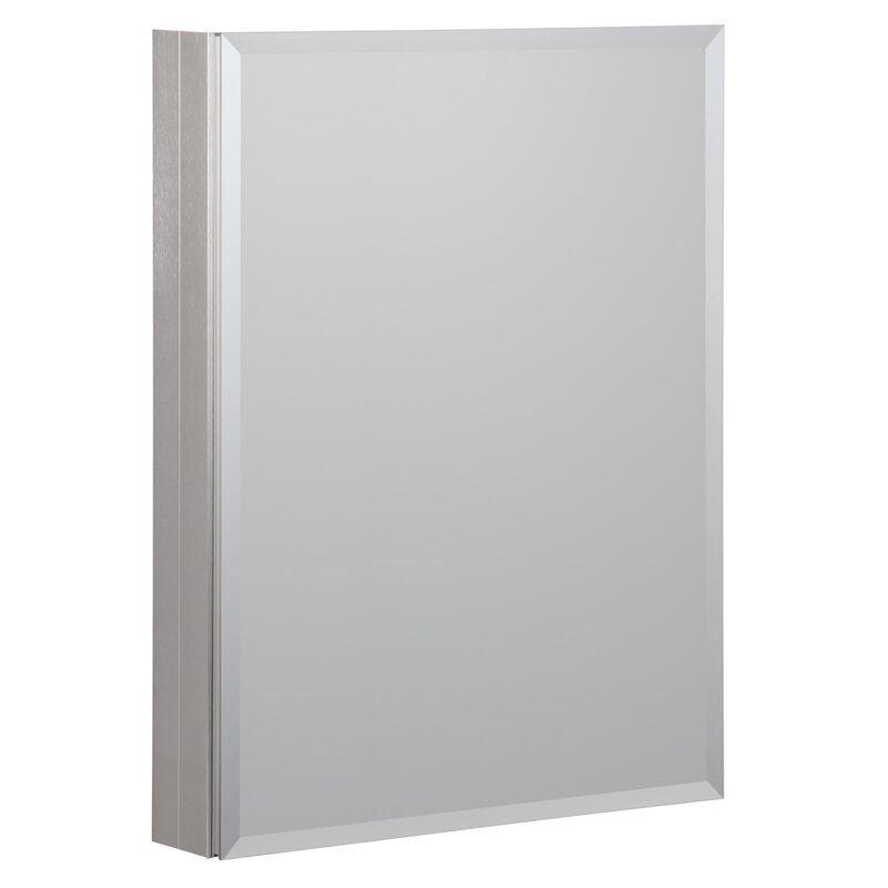 Remarkable 19 X 30 Recessed Or Surface Mount Medicine Cabinet With 3 Adjustable Shelves Download Free Architecture Designs Pendunizatbritishbridgeorg