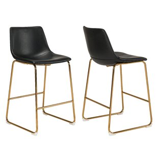 Truesdell 25.5 Bar Stool (Set of 2)