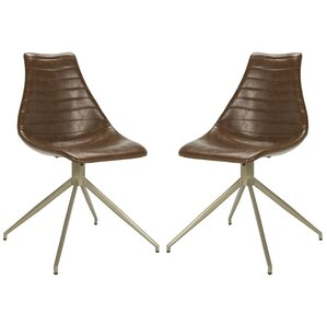 S?bastien Swivel Side Chair (Set of 2) by..