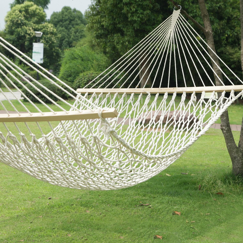 Elegant AdecoTrading Hanging Suspended Tree Hammock | Wayfair