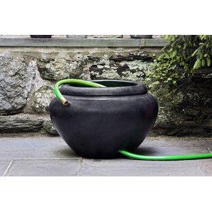 Garden Hose Pot With Lid Wayfair
