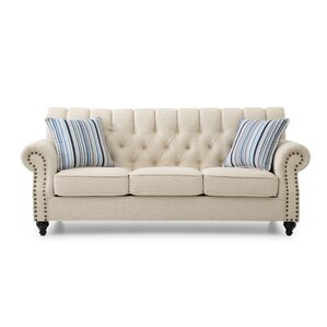 Glendale Sofa by Three Posts