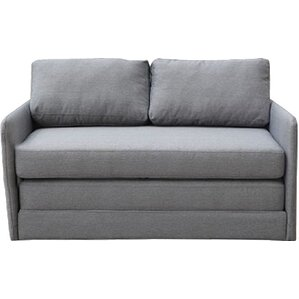 Earl Reversible Sleeper Loveseat by Zipcode ..