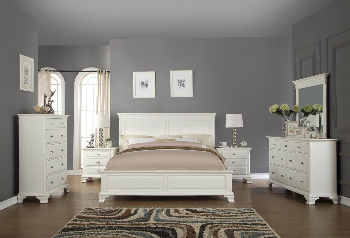6 piece bedroom set. Fellsburg Platform 6 Piece Bedroom Set Darby Home Co  Reviews