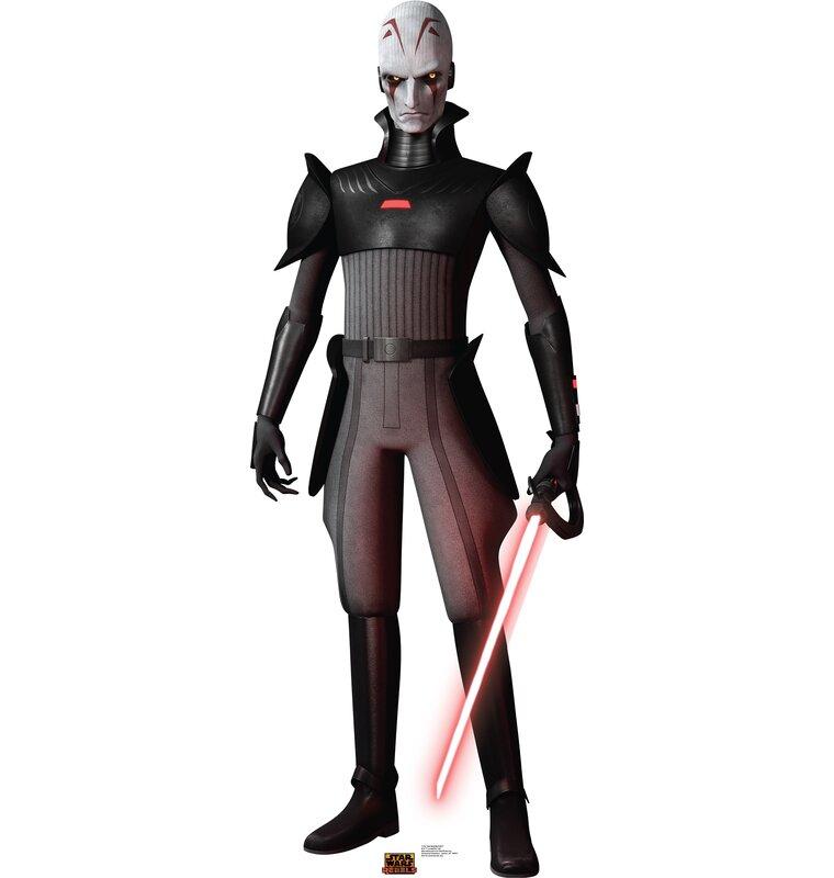Star Wars Rebels The Inquisitor Cardboard Standup