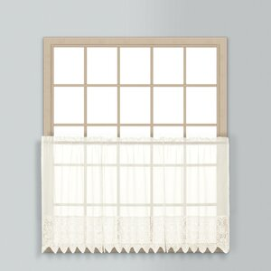 Patnaude Tier Curtain (Set of 2)