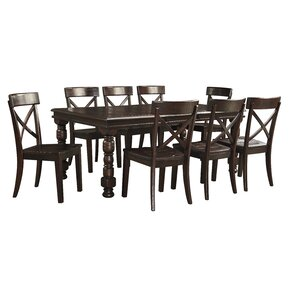 Blomberg 9 Piece Dining Set by Red Barrel Studio