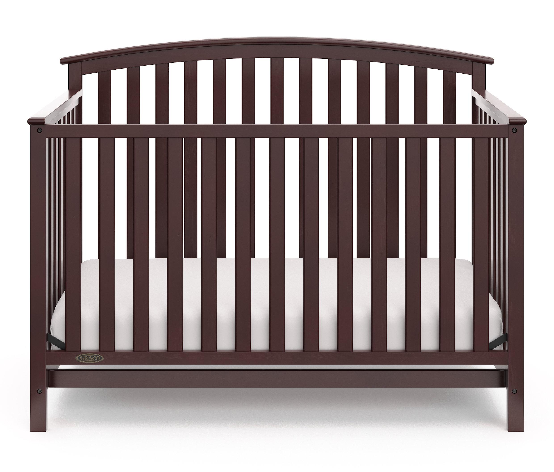 cribs in white graco convertible crib stanton