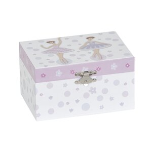 Jeannie Musical Ballerina Jewelry Box