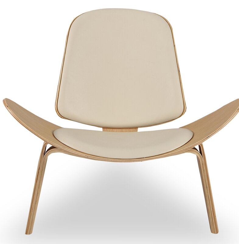 Lovely Plywood Modern Lounge Chair