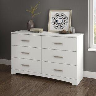 Gramercy 6 Drawer Double Dresser
