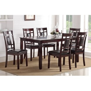 Bousquet 7 Piece Dining Set Herry Up