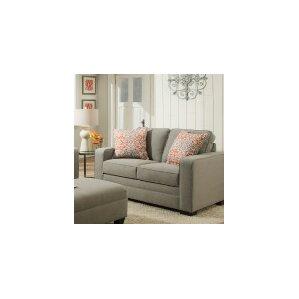 Simmons Upholstery Duvall Springs Loveseat by Red Barrel Studio