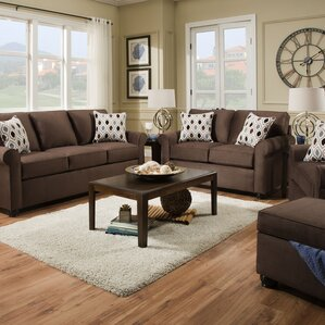 Rausch Configurable Living Room Set by Andover Mills