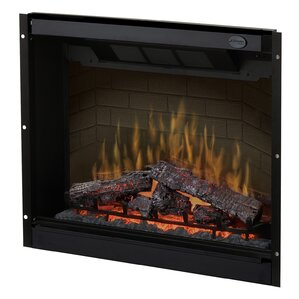 Electraflame Multi-Fire? Wall Mount Electric Fireplace by Dimplex