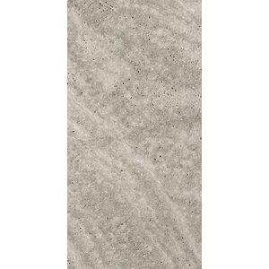 Origin Ditto 24.8cm x 49.8cm Ceramic Tile in Dark Grey