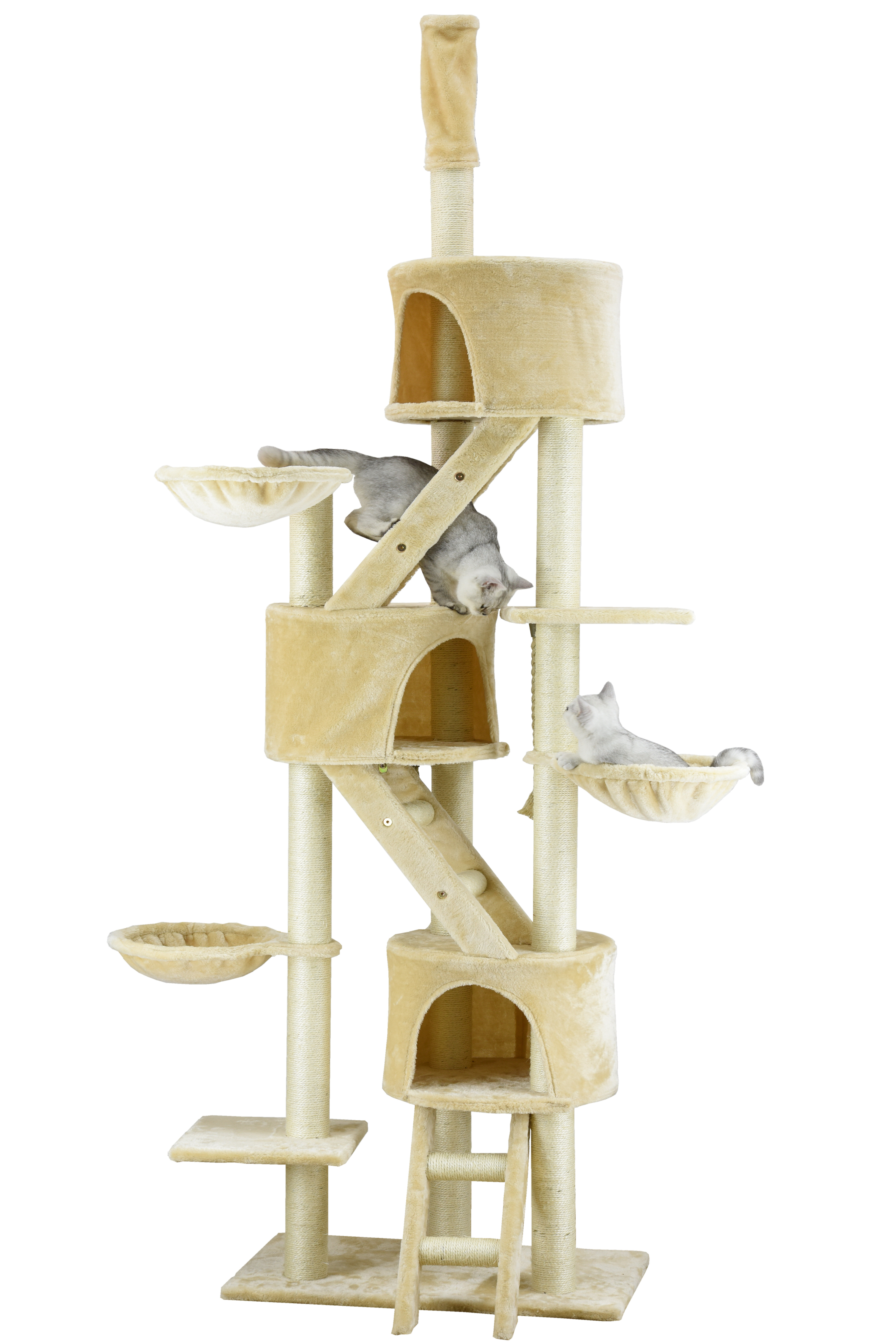 Go Pet Club 106 Cat Tree Reviews Wayfair