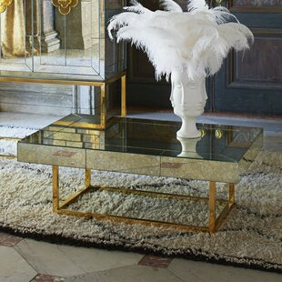 Delphine Coffee Table. By Jonathan Adler