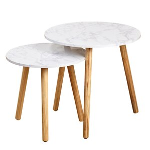 Chantay 2 Piece Nesting Tables