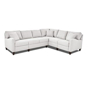 Halvar 123  Reclining Sectional  sc 1 st  Joss u0026 Main : black and white sectionals - Sectionals, Sofas & Couches