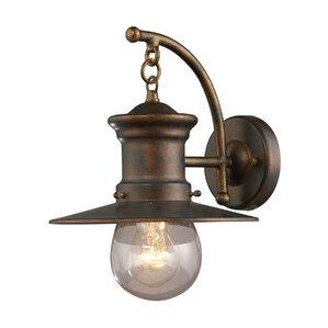 Marblehead 1-Light Outdoor Barn Light