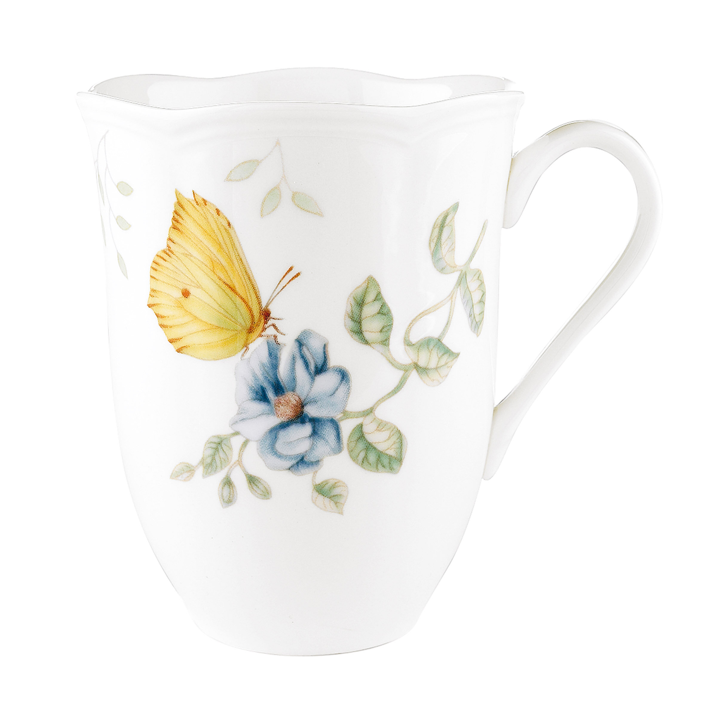 977a284435b Butterfly Meadow Dragonfly 12 oz. Mug