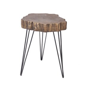 Rosalba End Table by Union Rustic