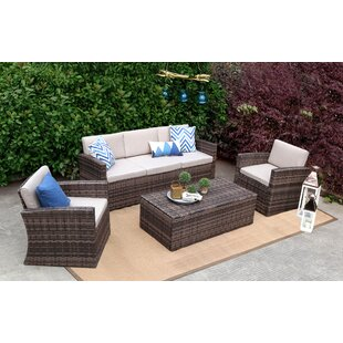 Modern Contemporary Stainless Steel Patio Conversation Sets You Ll