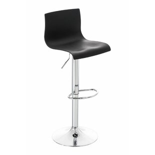 Hoover Height Adjustable Bar Stool By Urban Designs