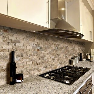 Brown Backsplash Tile Opendoor