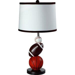 High Score 25'' Table Lamp