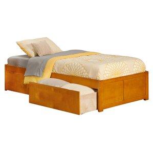extra long twin kids' beds you'll love | wayfair