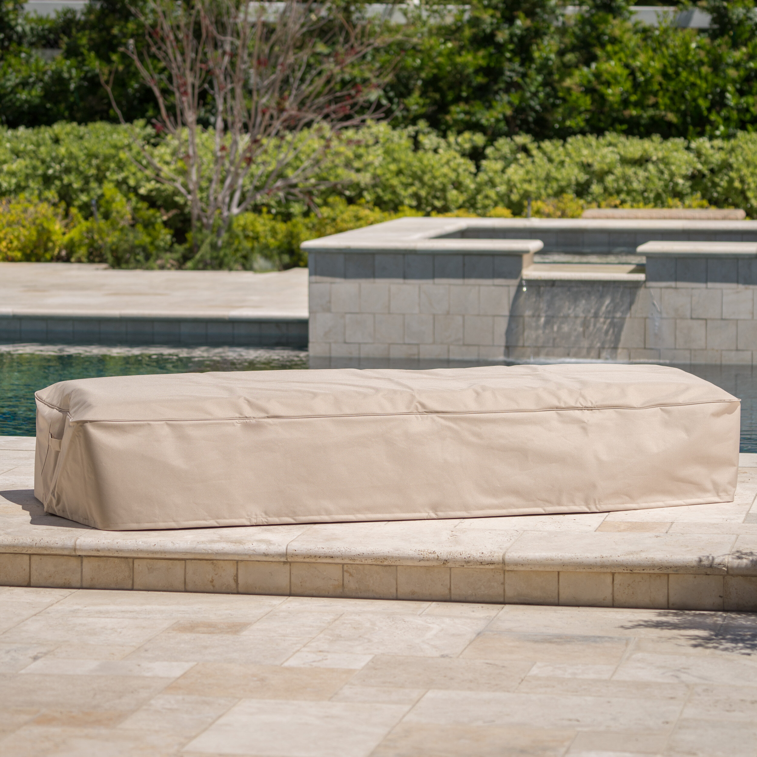 Freeport Park Outdoor Waterproof Chaise Lounge Cover U0026 Reviews | Wayfair
