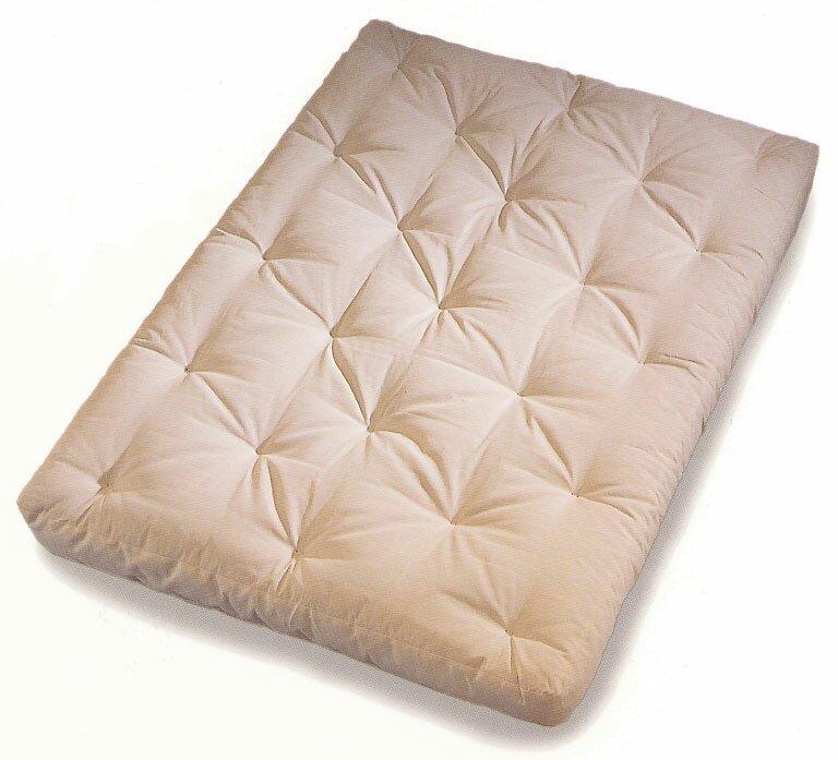 bayside 6   cotton and foam futon mattress serta futons bayside 6   cotton and foam futon mattress  u0026 reviews      rh   wayfair