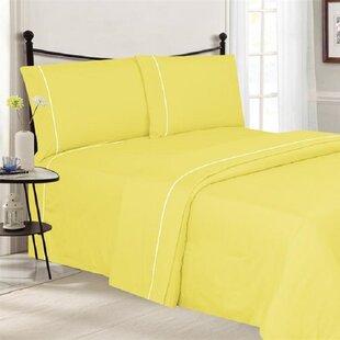 Wrinkle Free Sheets Bedding | Wayfair