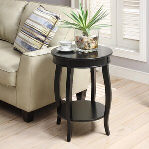 One Source Living Yvonne End Table
