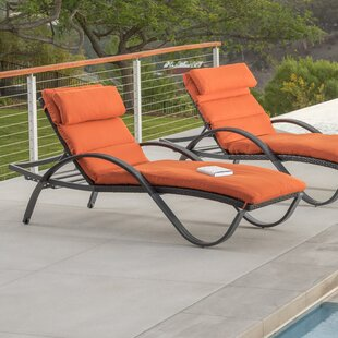 Quickview & Orange Outdoor Lounge Chairs Youu0027ll Love | Wayfair
