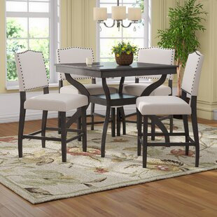 Campton 5 Piece Counter Height Dining Set