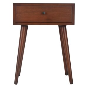 Grant End Table With Storage