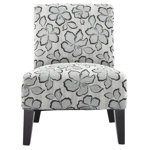 Poppy Slipper Chair by Andover Mills