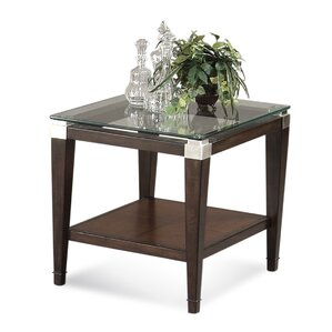 Cilegon End Table by Latitude Run