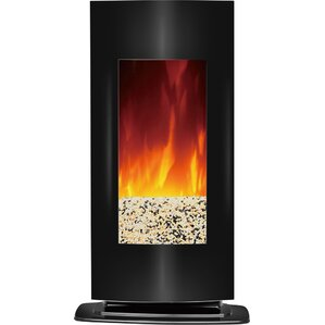 Aleigha Wall Mount Electric Fireplace by Zipcode Design