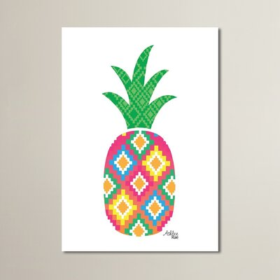 Metal Pineapple Wall Art Wayfair