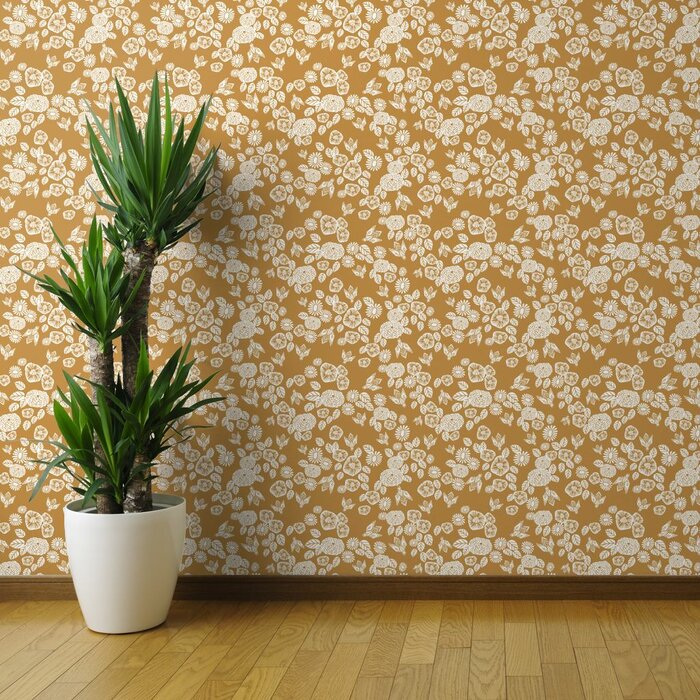Wilhoit Removable Peel And Stick Wallpaper Roll