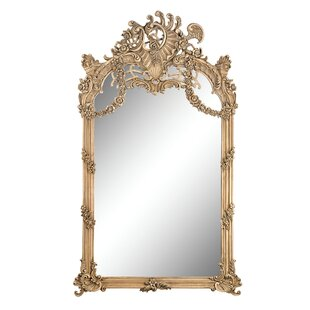 Well-known Scroll Mirror | Wayfair ZB65