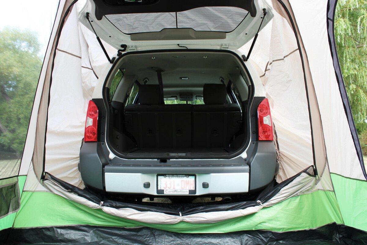 Backroadz SUV Tent & Napier Outdoors Backroadz SUV Tent u0026 Reviews | Wayfair