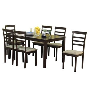 Lafayette 7 Piece Dining Set by Red Barrel Studio