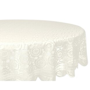 Indiana Polyester Lace Tablecloth