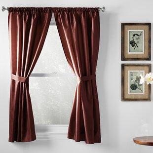 Red Sheer Curtains U0026 Drapes Youu0027ll Love | Wayfair